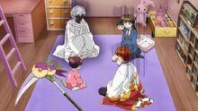 Ichigo revealed her secret