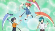 Shinigami Kid Training