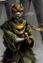 Kobold Monk