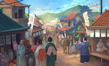 Merchant District (Second City) 2