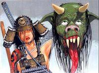 Hida O-Ushi likes Goblins