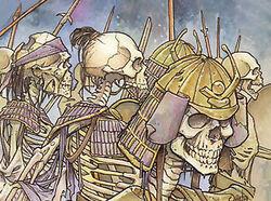 Skeletal Troops 2