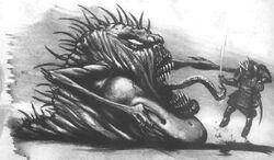 Tsuburu no Oni (spawn)