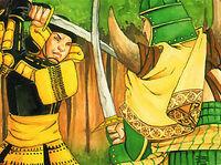 Tsudao dueling Junnosuke