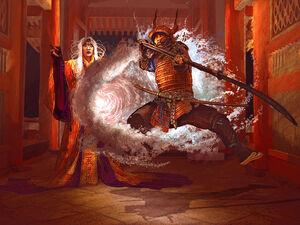 Emperor's Road (spell)