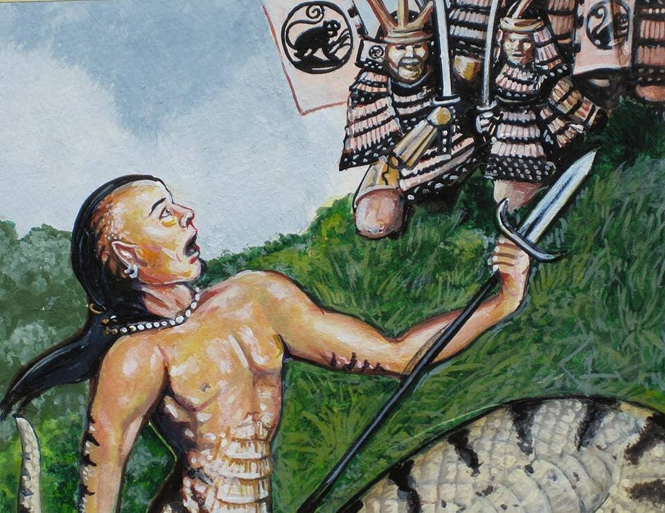 File:Monkey Clan attacks the Naga.jpg