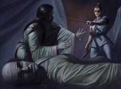 Shogo's Death