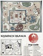 Kyuden Isawa Map Guide