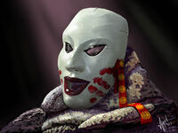 Porcelain Mask of Fu Leng