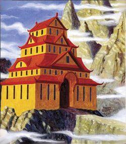 Kyuden Agasha
