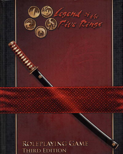 Legend of the Five Rings Third Edition