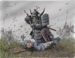 Death of Huasha