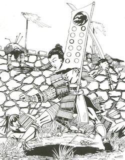 Toturi's Army Bushi