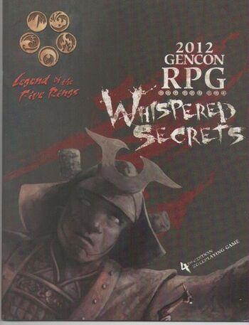 Whispered Secrets (RPG)
