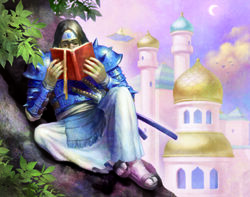 Lost Tome of Shaharazad