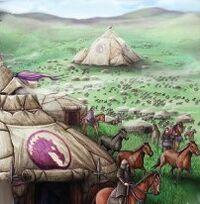 Junghar Encampment