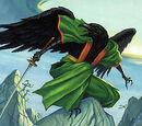 Kenku Swordsman
