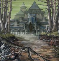 Black Silk Castle
