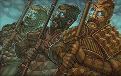Soldiers of Clay