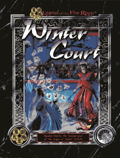 Winter Court Kyuden Kakita