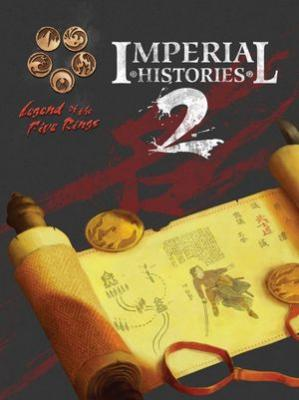 Imperial Histories 2 Cover