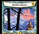 Seiden Sanzo/card