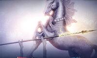 Heavenly Lance of the Unicorn