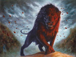 Rage (lion)