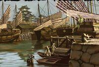 Northern Hub Village Shipwrights