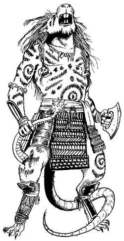Nezumi Warrior