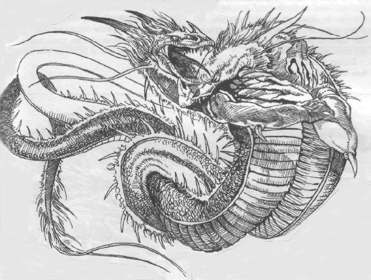 Dragon | L5r: Legend of the Five Rings Wiki | Fandom powered by Wikia