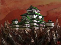 Castle of Earth