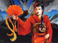 Isawa Osugi