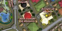 New Temple of Shosuro