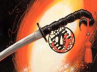 Celestial Sword of the Scorpion