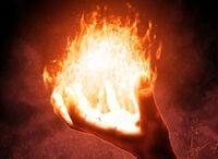 Isawa's Fire