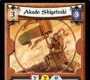 Akodo Shigetoshi/card