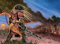 A Samurai Never Stands Alone