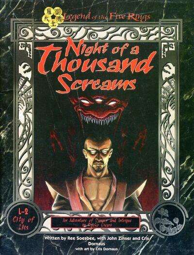 Night of a Thousand Screams