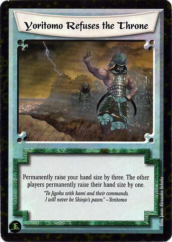 File:Yoritomo Refuses the Throne-card.jpg
