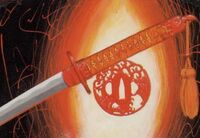 Celestial Sword of the Phoenix Clan
