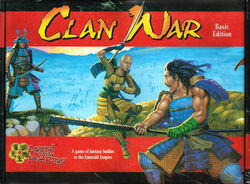 Clan War Basic Edition cover