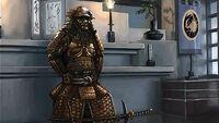 Ancient Armor of the Qamar 2