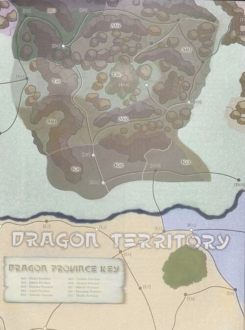 Dragon Clan Provinces