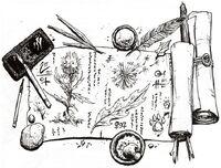 Agasha's Scroll