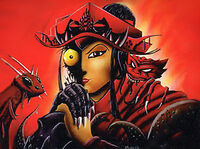 Demon Bride of Fu Leng