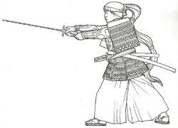 Mirumoto Medium Infantry 2