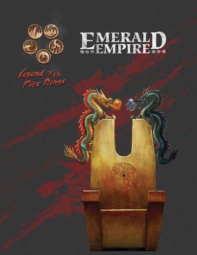 Emerald Empire - Fourth Edition - Cover