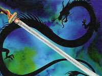 Ancestral Sword of the Dragon Clan