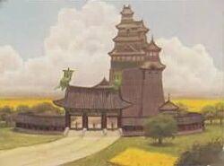 Palace of the Emerald Champion